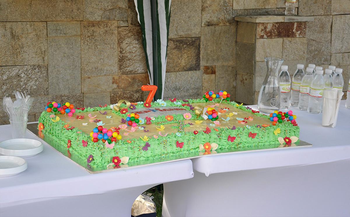 """Детска градина """"ГЕРМАНИ"""" е официално открита на първи юни преди 7 години."""